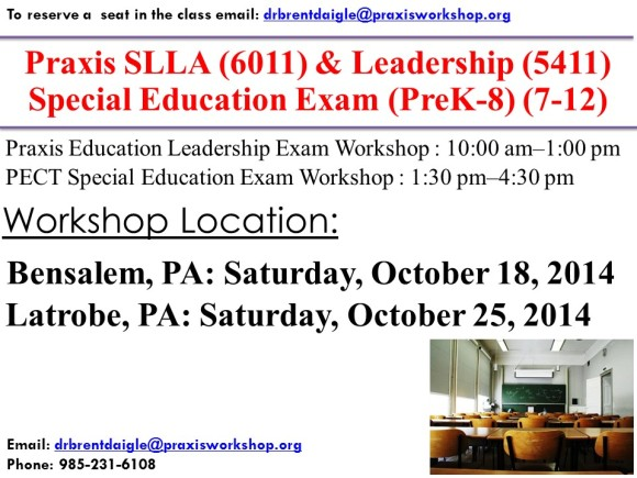 PA Certification Workshop