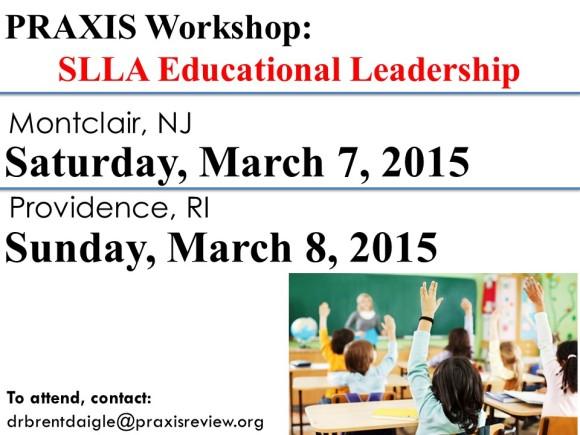 SLLA Workshop